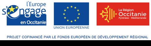 Projet cofinancé par les Fonds européen de développement régional